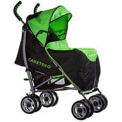 Wózek spacerowy Spacer zielony