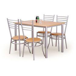 Zestaw ELBERT stół + 4 krzesła