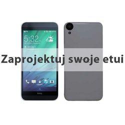 - HTC Desire 820 - etui z nadrukiem