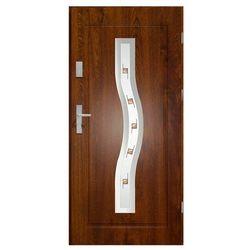 Drzwi wejściowe Ceres 90 prawe O.K.Doors Prime 55
