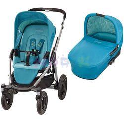 Wózek wielofunkcyjny Mura Plus 4 Maxi-Cosi (mosaic blue)