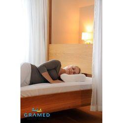 Szwedzka poduszka ortopedyczna do spania - SISSEL PLUS.