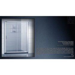 DRZWI PRYSZNICOWE AXISS GLASS AN6121D 1600mm