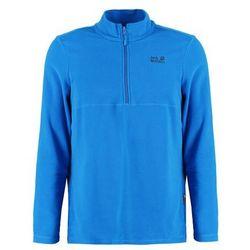 Jack Wolfskin GECKO Bluza z polaru azure blue