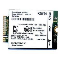 Dell DW5809E LTE HSPA+ Mobile Broadband CPL-K2W44 - modem WWAN LTE