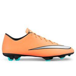 Buty Nike Mercurial Victory V Fg pomarańczowe 651632-803