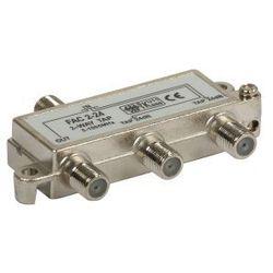 ODGAŁĘŹNIK TV 2-KROTNY FAC-2-24dB 5-1000 MHz