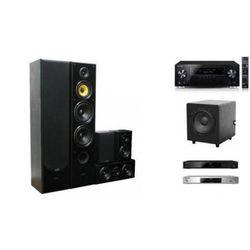 PIONEER VSX-930 + BDP-180 + TAGA TAV-606SE + TSW-120 - Kino domowe - Autoryzowany sprzedawca