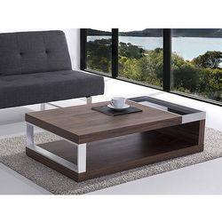 Nowoczesny stolik kawowy - lawa - 120 x 70 - FARO
