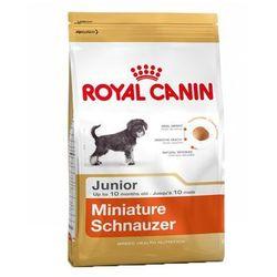 Royal Canin Breed Miniature Schnauzer Junior - 1,5 kg