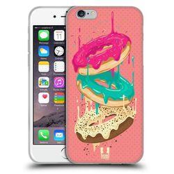 Etui silikonowe na telefon - Doughnuts FALL