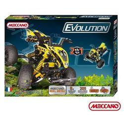 Meccano Klocki konstrukcyjne - Quad ATV, 210 elementów 6023682