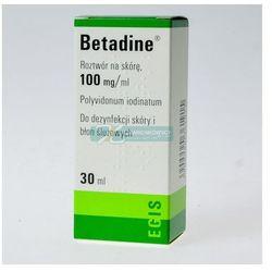 Betadine roztwór na skórę 0,1g/ml 30ml