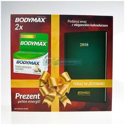 Bodymax 50+ po 120 tabletek(2x60 tabletek) + kalendarz 2016