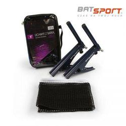 Siatka do stołu tenisowego z uchwytami Bat Sport US551