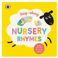Sing-along Nursery Rhymes CD and Board Book