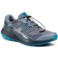 Buty SALOMON Sense Escape 2 Gtx GORE TEX 406771 28 W0 EbonyBlackMonument