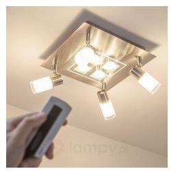 JOLENI - lampa sufitowa LED z pilotem