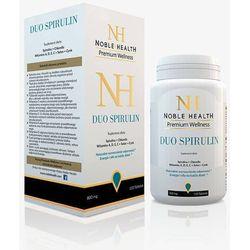 DUO SPIRULIN Noble Health x 120 tabletek - data ważności 31-10-2016r.
