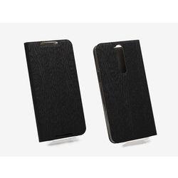 Flex Book - ZTE Axon Mini - pokrowiec na telefon - czarny