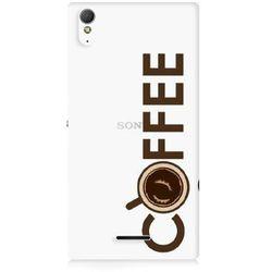 Fancy Case - Sony Xperia T3 - etui na telefon - coffee