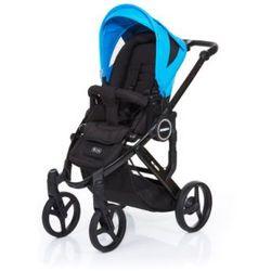 ABC DESIGN Wózek dziecięcy Mamba plus black-water, stelaż black/ siedzisko black