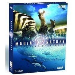 Magia Natury. Niezwykłe Spektakle, Box 3dvd