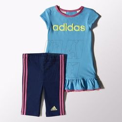 Komplet adidas Dress Set Kids S21460