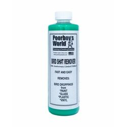 Poorboy's World Bird Sh#t Remover 473ml do usuwania ptasich odchodów Poorboy's World (-13%)