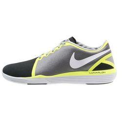 Nike Performance LUNAR SCULPT Tenisówki i Trampki dark grey/white/black/volt