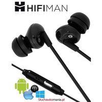 Słuchawki dokanałowe HiFiMAN RE300i iPhone z mikrofonem