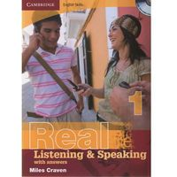 Cambridge English Skills Real Listening & Speaking 1 Paperback with Answers and Audio CDs (2) (opr. miękka)