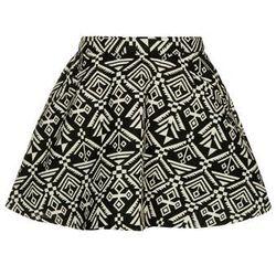 Little Pieces LPRAGNHIL Spódnica trapezowa black