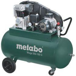METABO MEGA 350-100 D SPRĘŻARKA TŁOKOWA