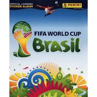 Album do wyklejania FIFA World Cup Brasil 2014 (opr. miękka)
