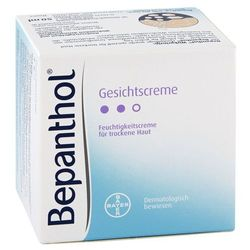 Bepanthol krem do twarzy dla skóry suchej 50 ml