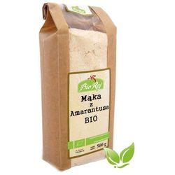 Mąka z amarantusa razowa BIO 500g