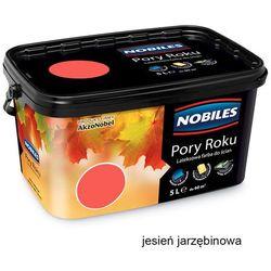 Farba Pory Roku Nobiles Jesień Jarzębinowa 5L