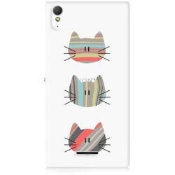 Fancy Case - Sony Xperia T3 - etui na telefon - cats