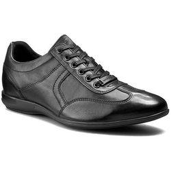 Sneakersy WOJAS - 6021-51 Czarny
