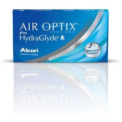 Air Optix Plus HydraGlyde - 1 sztuka w blistrach