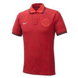 DMAN100n: Manchester United - koszulka polo Nike