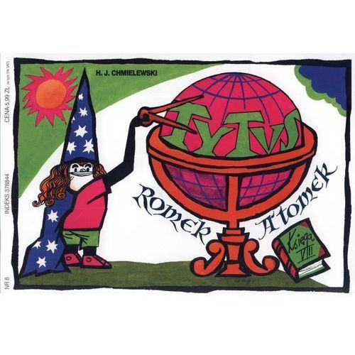 TYTUS ROMEK I A'TOMEK KSIĘGA VIII (opr. broszurowa)