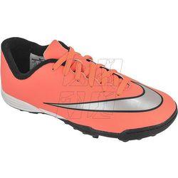 Buty piłkarskie Nike Mercurial Vortex II TF Jr 651644-803