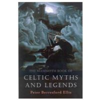 Mammoth Book of Celtic Myths and Legends (opr. miękka)