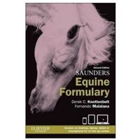 Saunders Equine Formulary