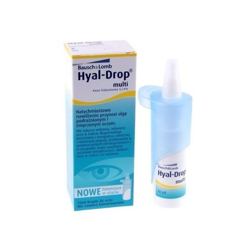 1189421a0506f8 Hyal Drop Multi 10 ml - porównaj zanim kupisz