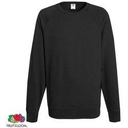 Fruit of the Loom Grafitowa męska bluza ze ściągaczem wokół szyi rozmiar S Darmowa wysyłka i zwroty