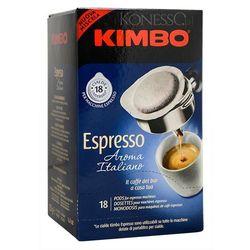 Kawa mielona Kimbo Espresso Aroma Italiano - saszetki ESE - paczkomaty 6 zł wysyłka 24h