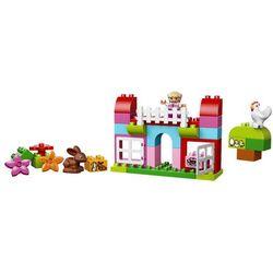 Lego DUPLO Zestaw z różowymi klockami 10571